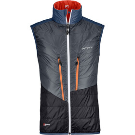 Ortovox M's Piz Cartas Vest Crazy Orange Blend
